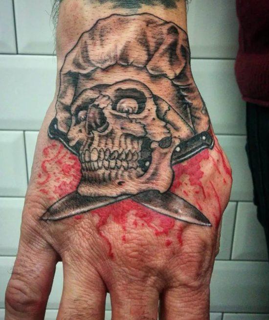Tatuajes Kustom Skin Tattoo Tatuajes Logrono